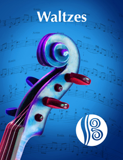 Fiddle and Guitar - Waltzes - Blue Arch Music